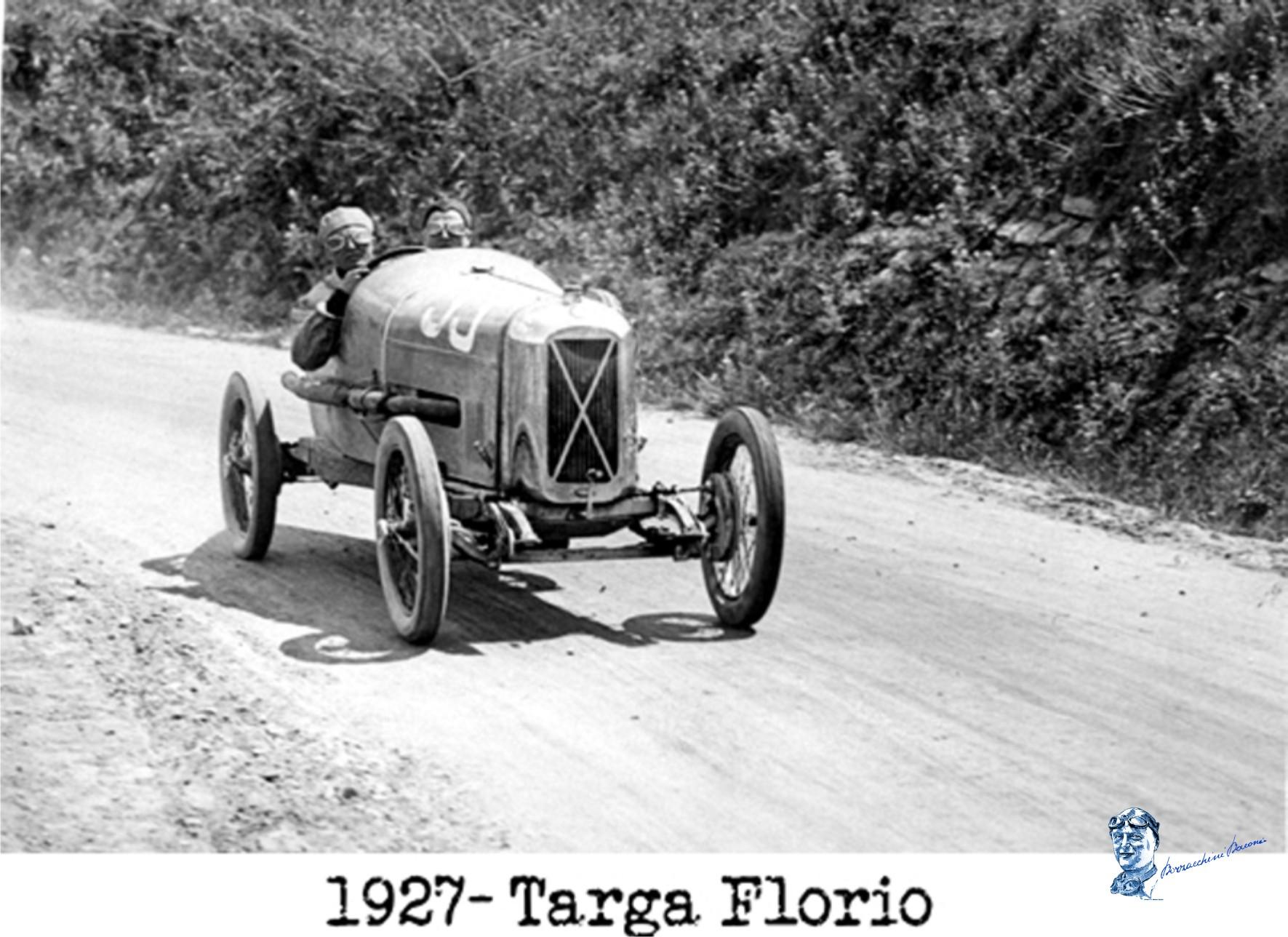1927 targa florio 8