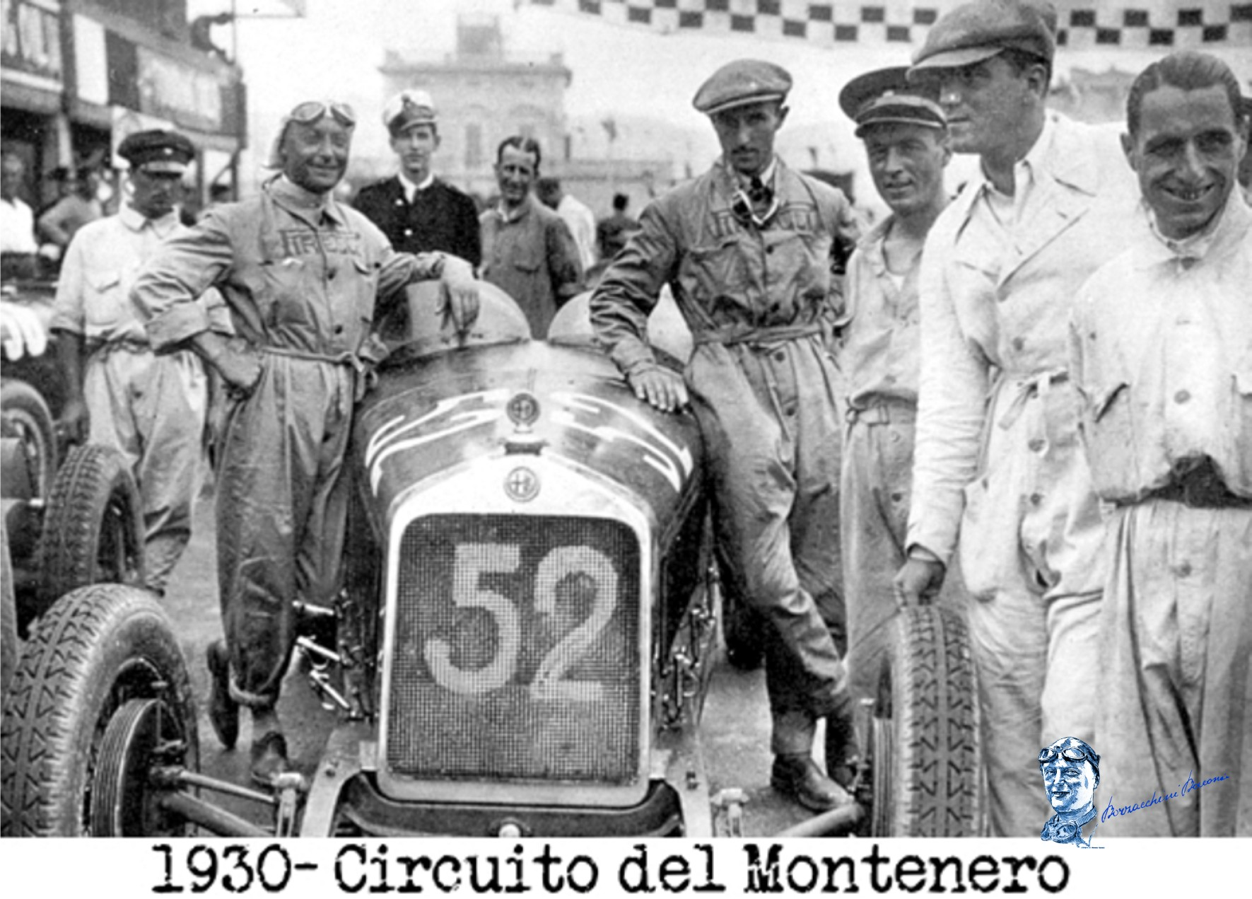 1930 coppa ciano montenero 1