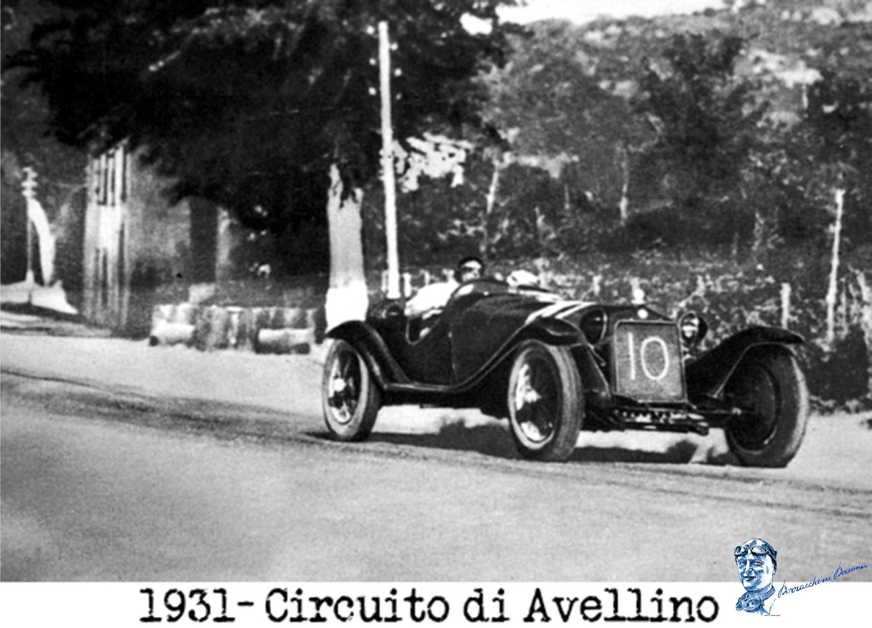 1931 circuito avellino 1