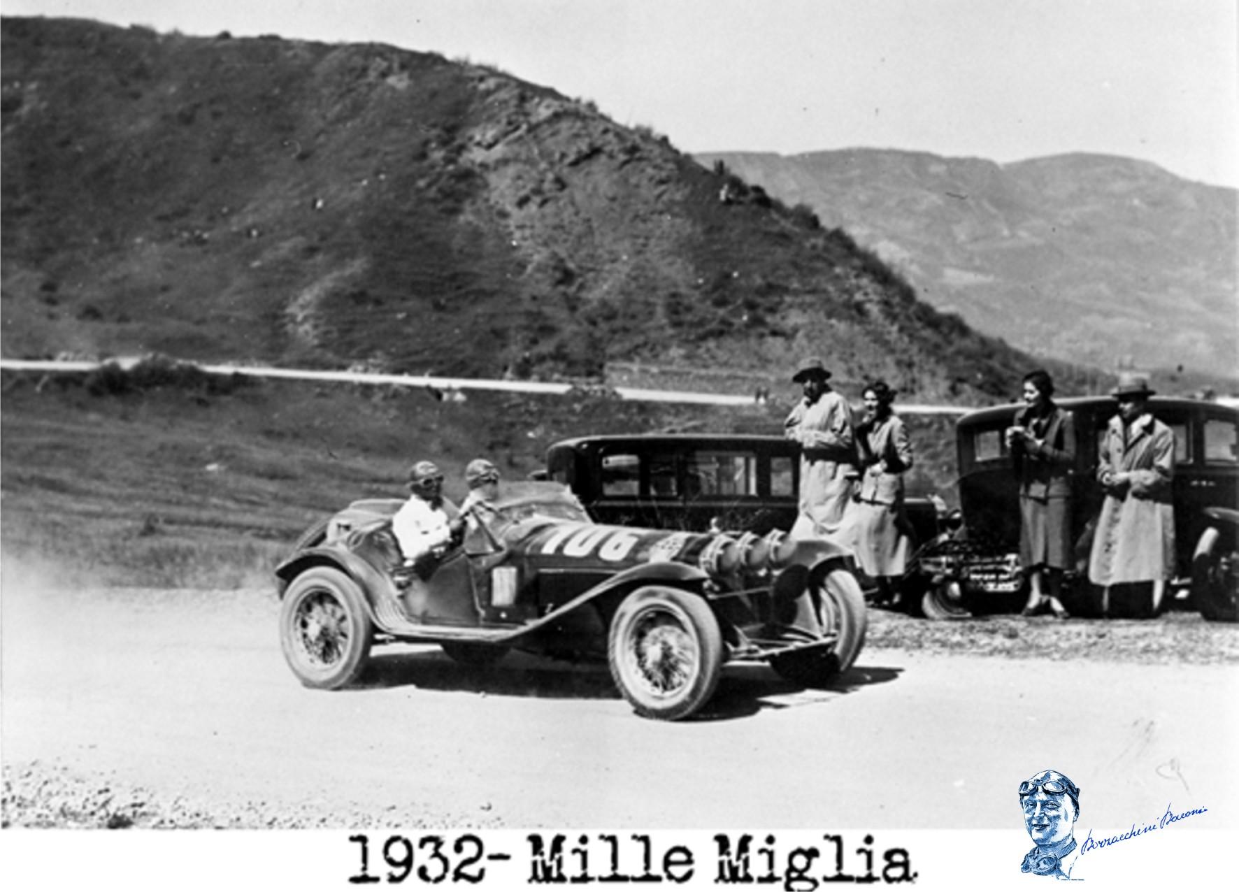 1932 Mille Miglia AR 8c2300 1