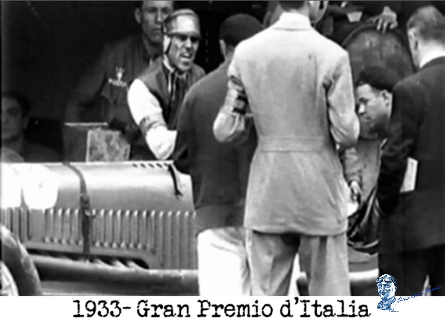 1933 gran premio italia  nuvolari 1