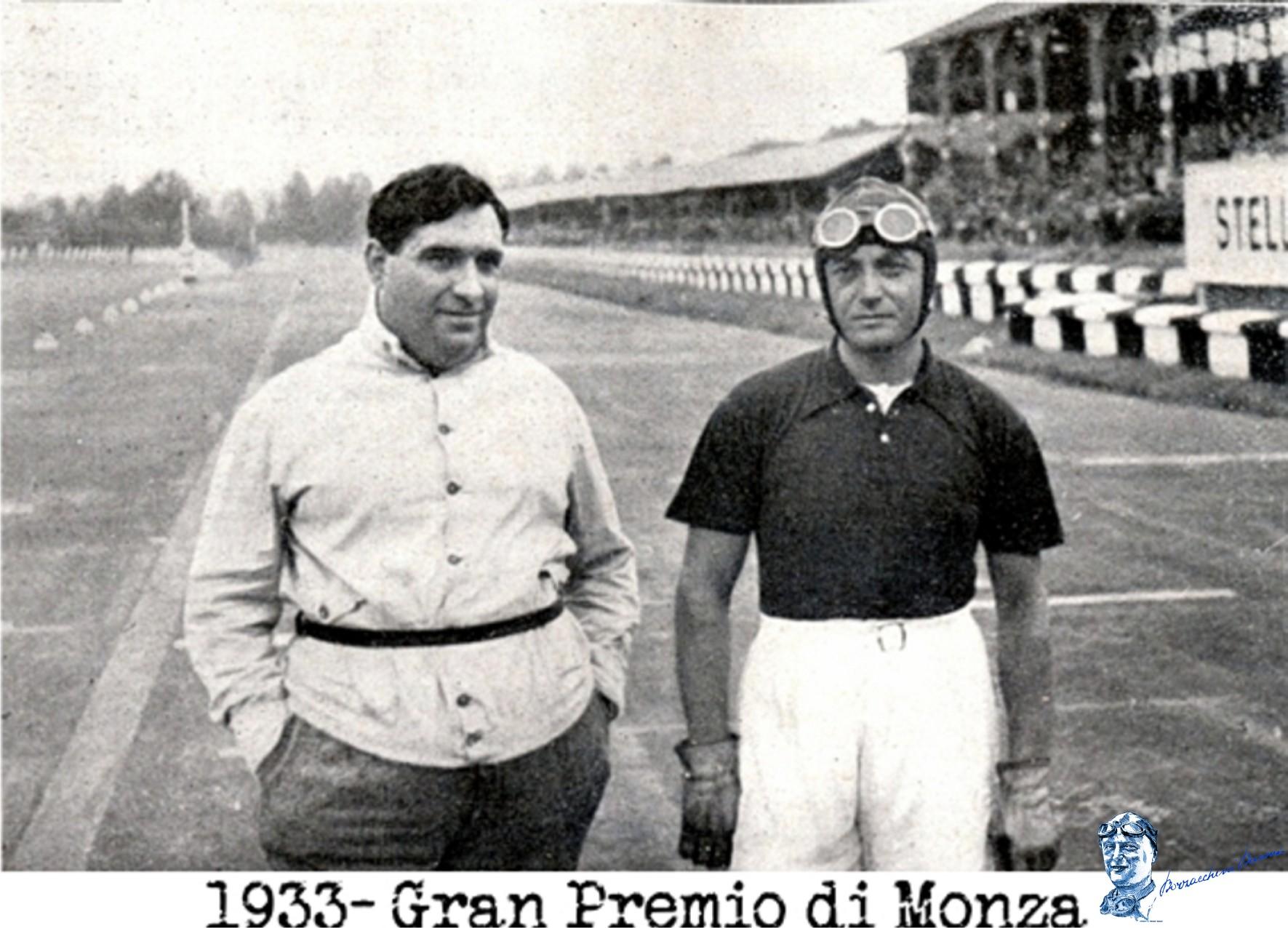 1933 gran premio monza 2