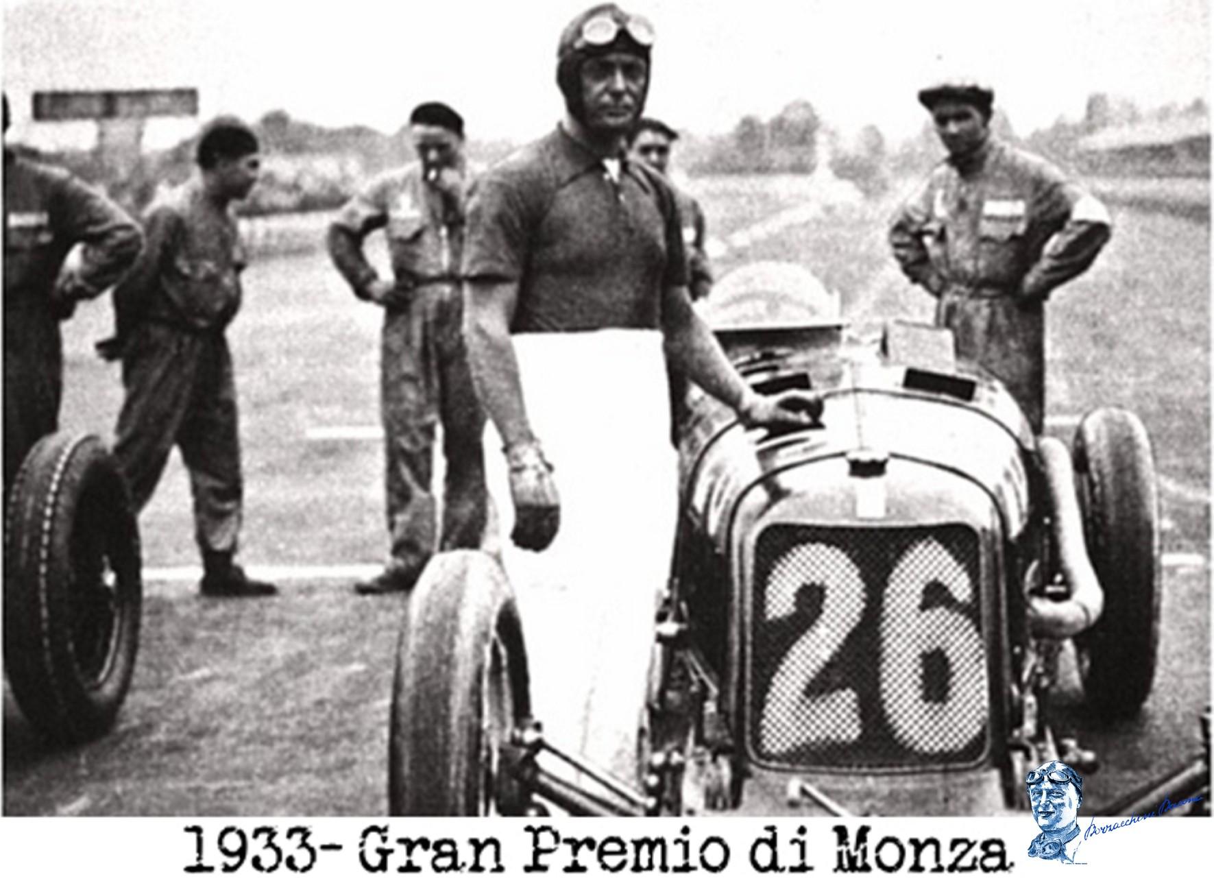 1933 gran premio monza 3