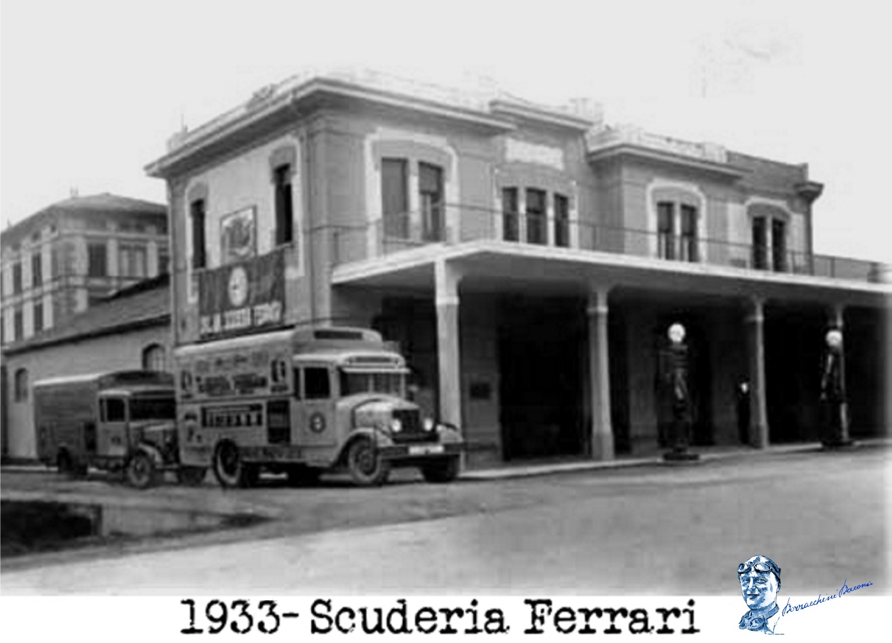 1933 scuderia ferrari 1