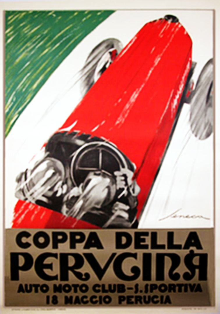 1924 COPPA PERUGINA