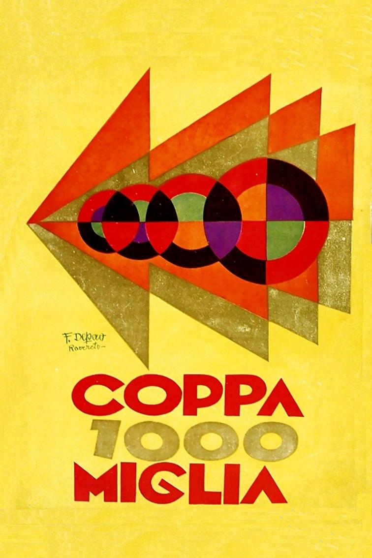 1930 mille miglia