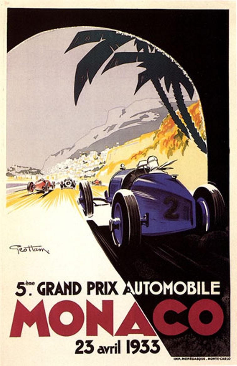 1933 Monaco