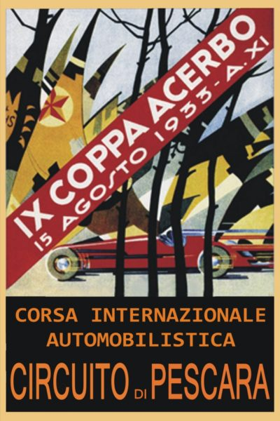 1933 coppa acerbo