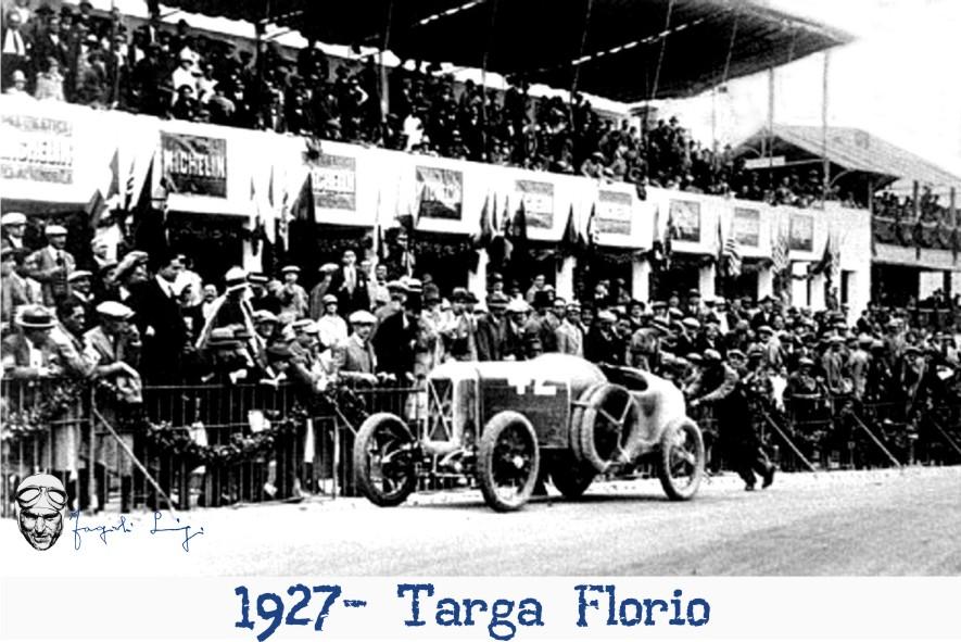 1927 targa florio