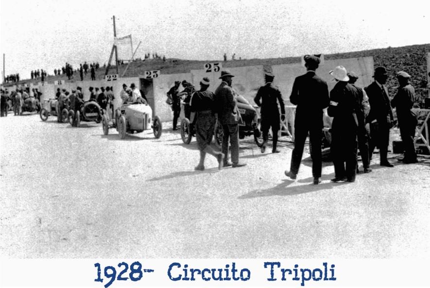 1928 1 circuito tripoli