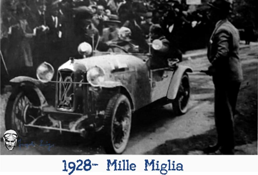 1928 2 mille miglia
