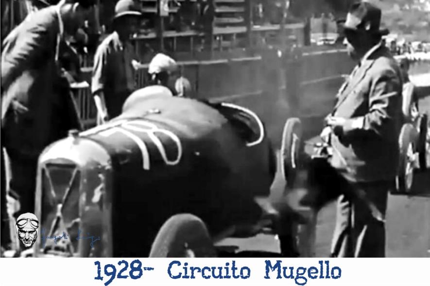 1928 3 circuito mugello