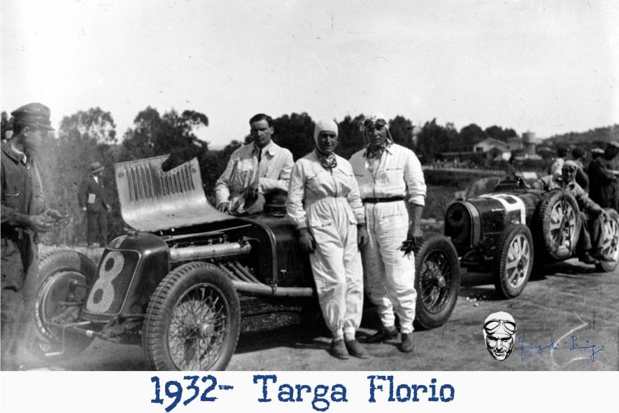 1932 1 targa