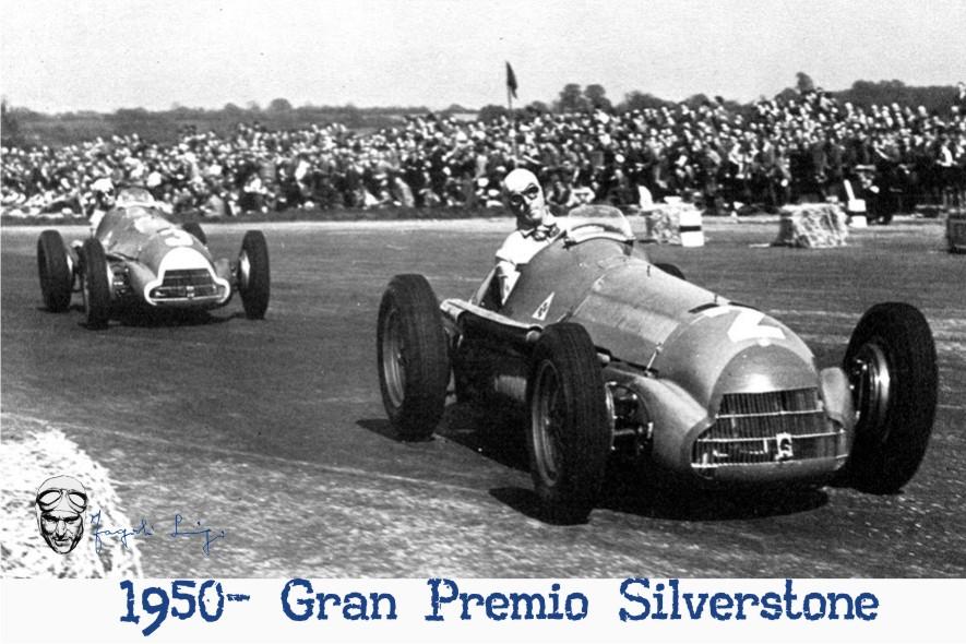 1950 silverstone