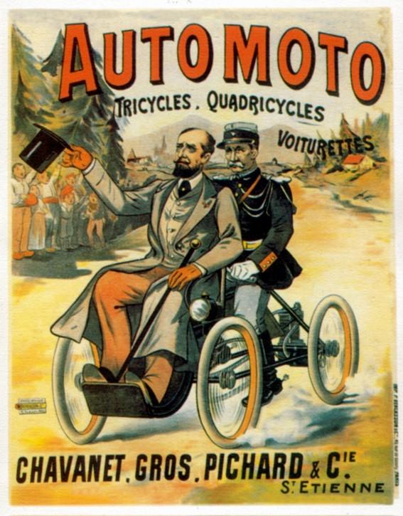1900 salone auto moto