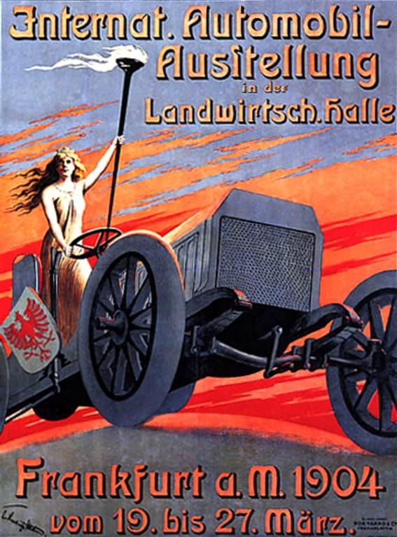 1904 francoforte auto