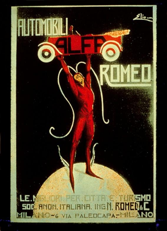 1921 alfa romeo