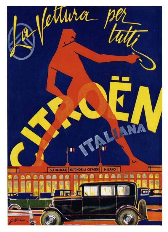 1925 citroen