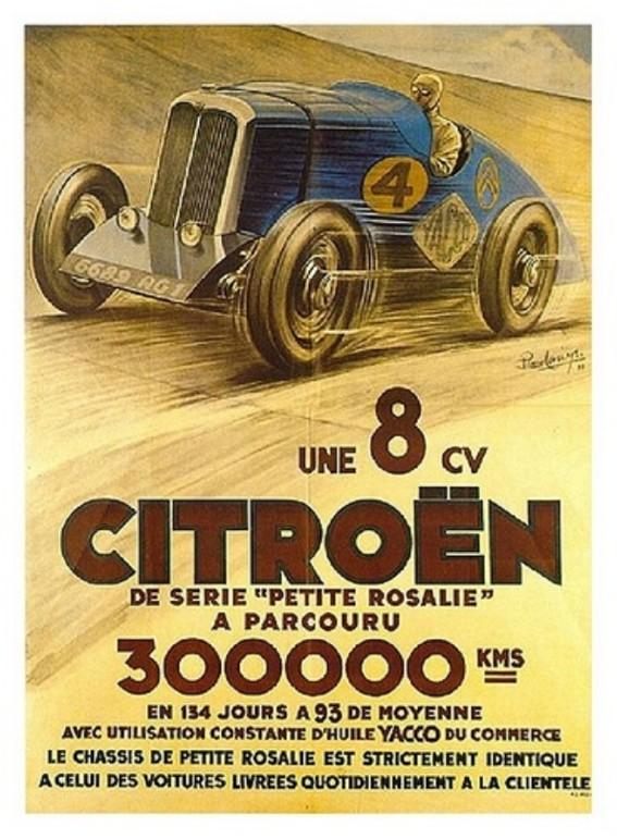 1926 citroen