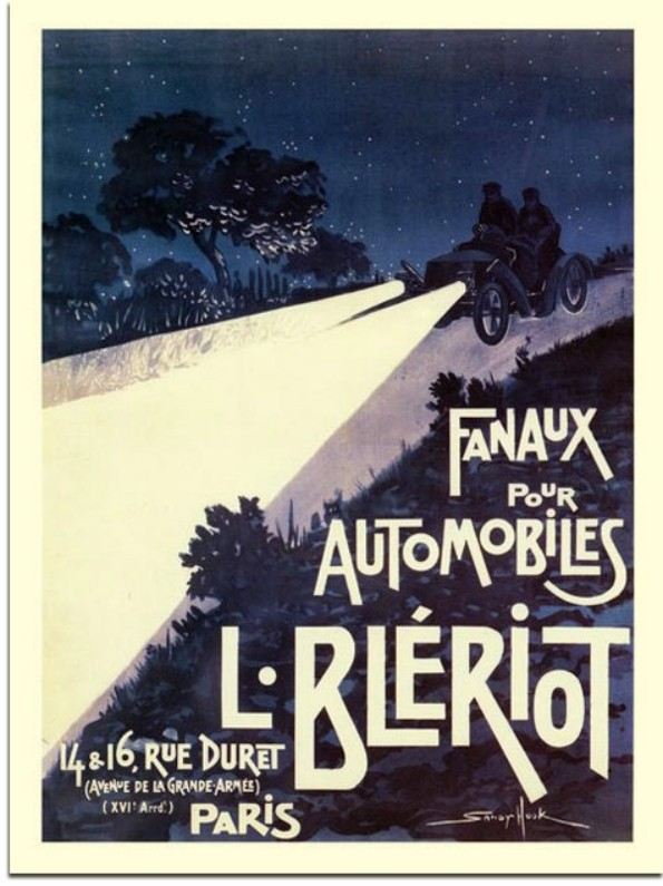1926 fanali bleriot
