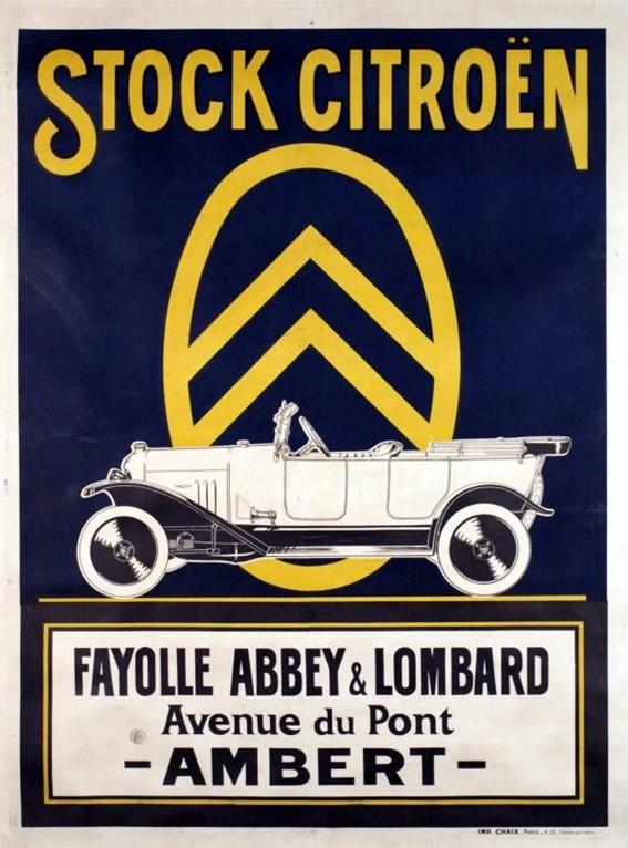 1927 citroen
