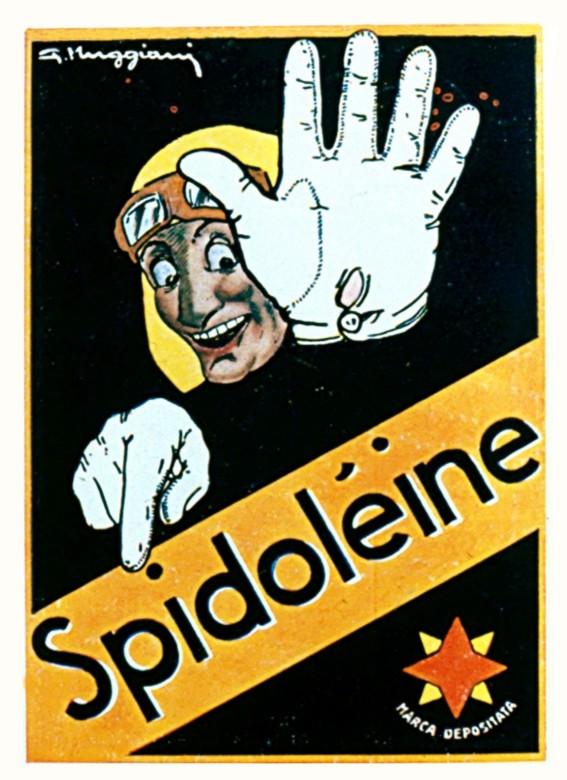 1927 spidoleine