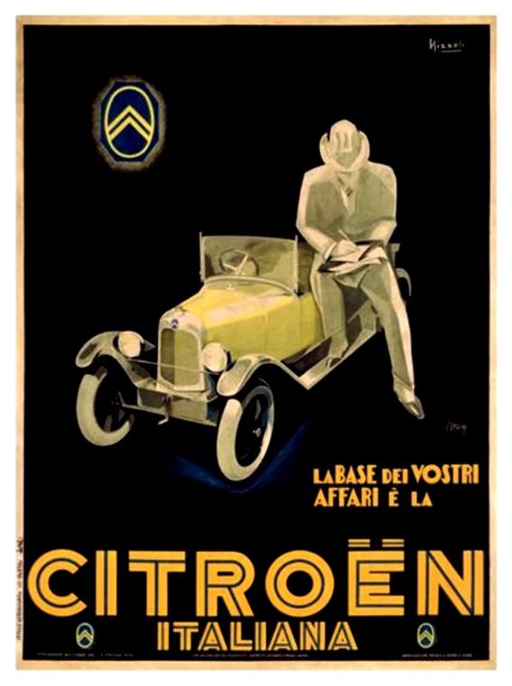 1929 Citroen-italia