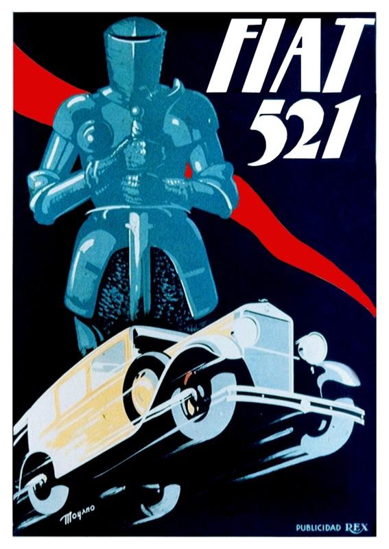 1929 fiat 509