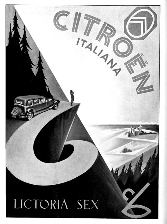 1930 citroen