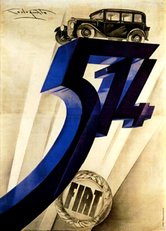 1932 fiat