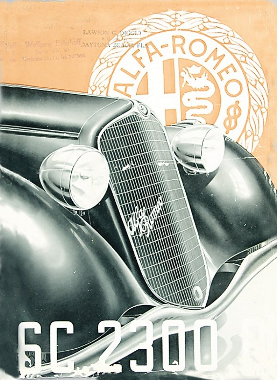 1936 alfa 6c