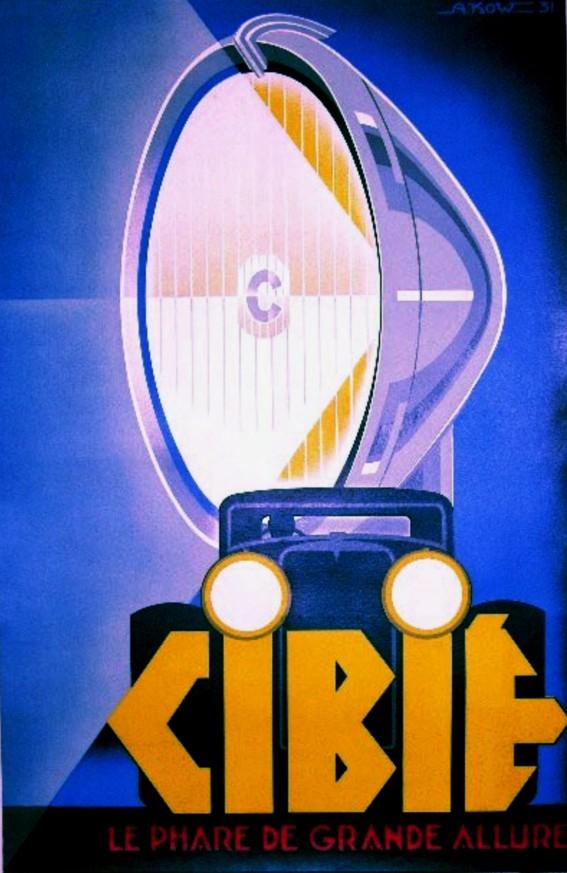 1937 Phares-Cibie