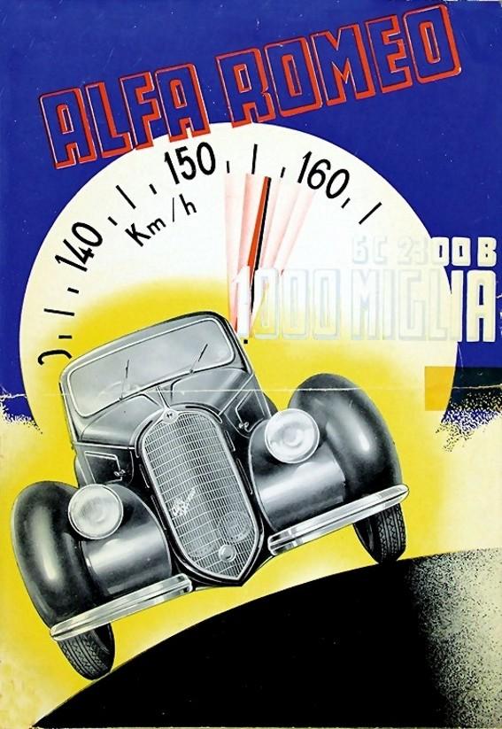 1937 alfa 6c 2300 MM