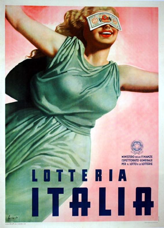 1940 lotteria tripoli