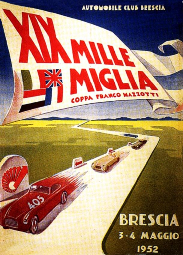 1952 mille miglia