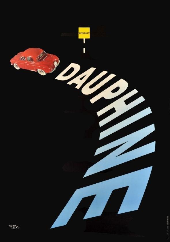 1957 dauphine