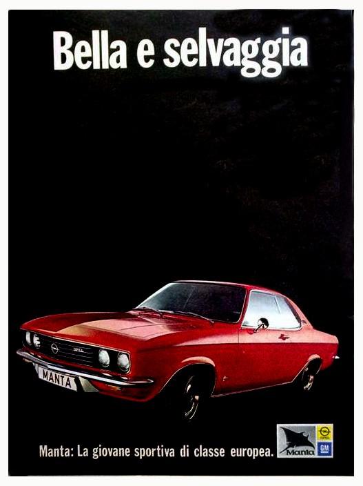 1974 manta