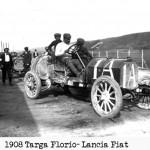 1908 Targa florio V. Lancia