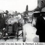 1923 ferrari savio