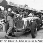 1933 birkin maserati tripoli