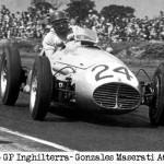 1952 british gp  gonzalez (maserati f2)