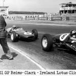 1961reims clark ireland lotus climax