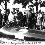 tn città di bergamo 1935