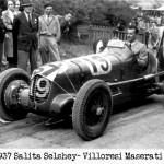 villoresi salita Selshey walsh 1937 maserati