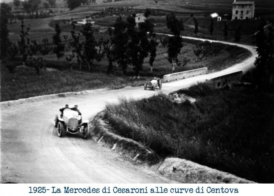1925 Cesaroni, Mercedes
