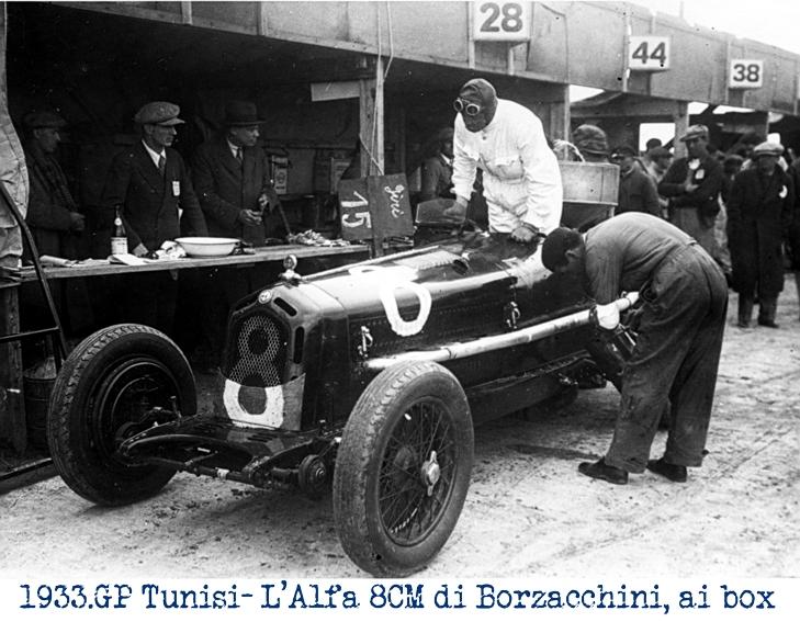 Alfa Romeo 8C Borzacchini