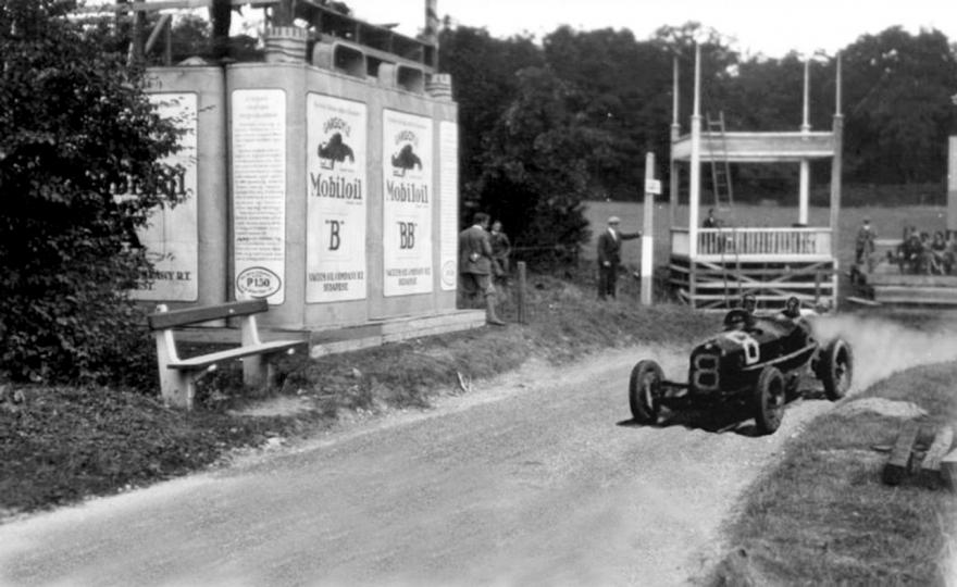 salita dello svàb 1930