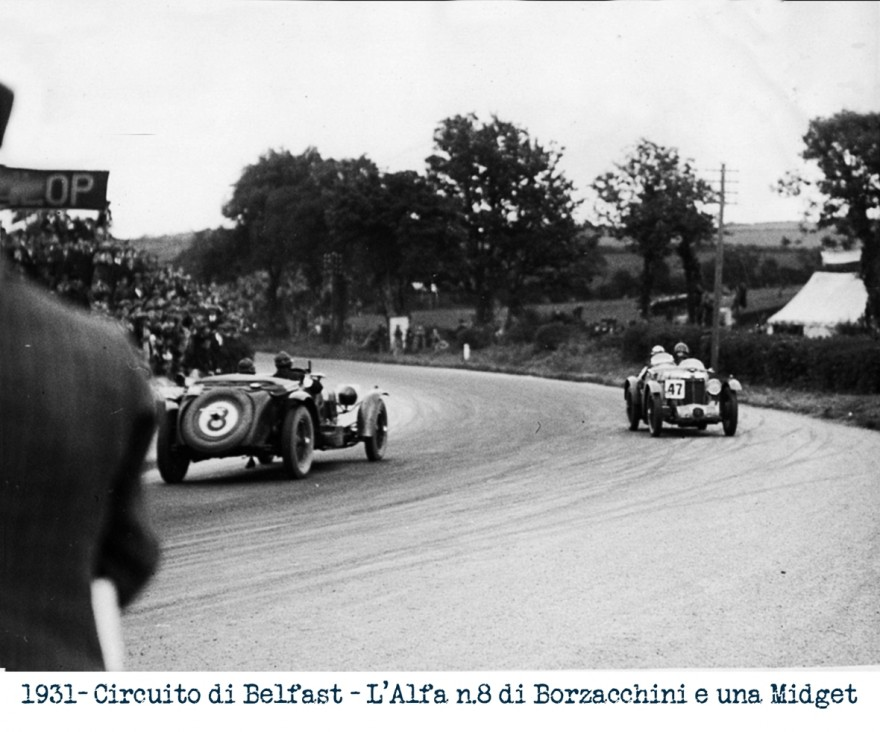 Belfast Borzacchini Alfa 6C