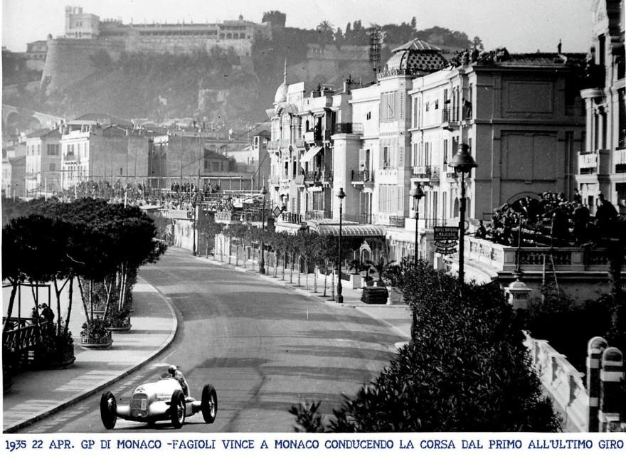 GP di Monaco 1935