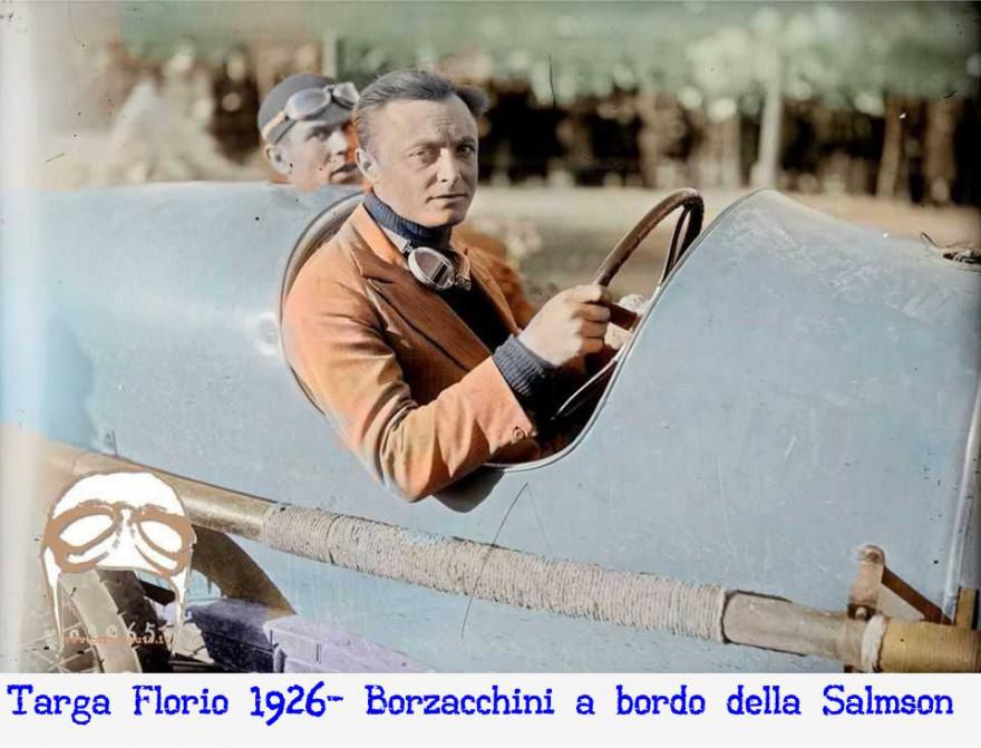 Targa Florio Borzacchini